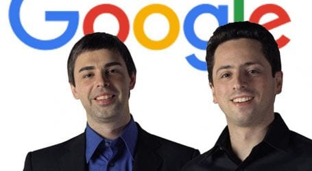 Google co-founders Larry Page, Sergey Brin to step down
