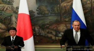 Japan, Russia take step to resolve WWII dispute of an islands