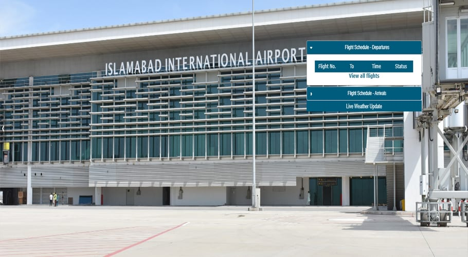 ANF seizes drugs at Islamabad airport