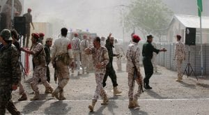 At the Yemen military parade, missile attack kills 10 people