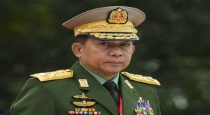 US tightens sanctions on Myanmar army chief