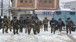 Rains, snowfall add to miseries of people in IOK