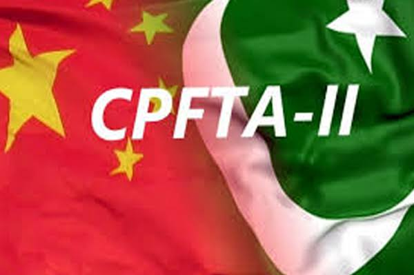 Pakistani goods will have access to China under CPFTA