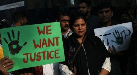 Female vet's body burnt after rape-murder in Indian city