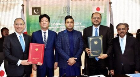 Pakistan signs MoC with Japan to send skilled workers