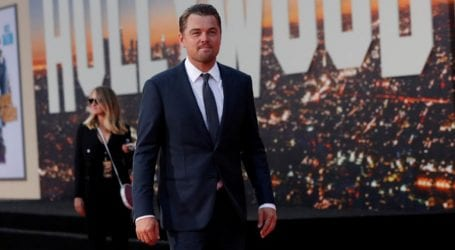 Leonardo DiCaprio denies accusation of link to Amazon fires