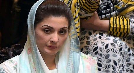 Maryam Nawaz terms October 12 as 'black day' of Pakistan's political history