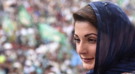 Political issues should be resolved in parliament, not GHQ: Maryam Nawaz