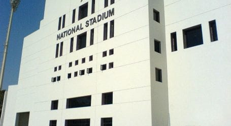 Karachi's National Stadium ready to welcome back Test cricket