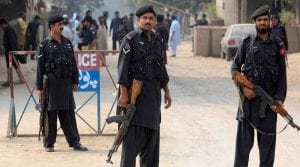 women arrested in peshawar