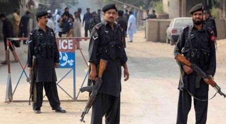 Woman arrested over terrorism charges in Peshawar
