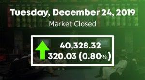 Pakistan Stock Exchange Update