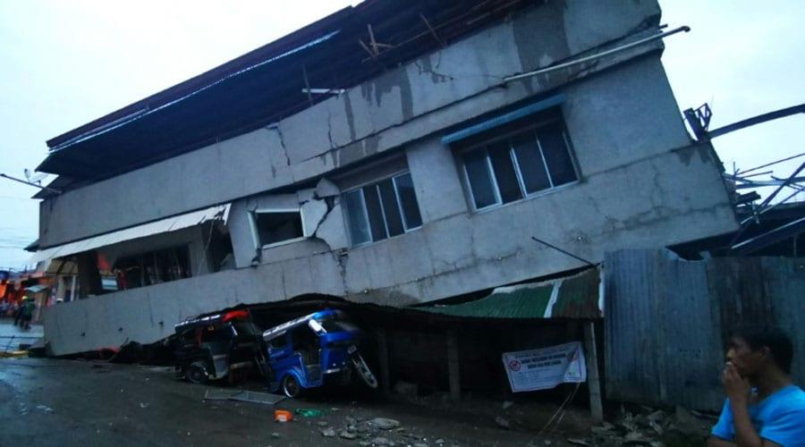 earthquake Philippines