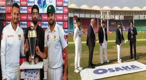 Pakistan won toss decided to bad first in second test