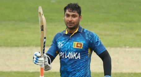 Sangakkara to lead MCC tour to Pakistan in 2020