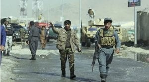 Ten Afghan soldiers killed four injured in Taliban attack