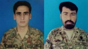 soldiers martyred in north waiziristan