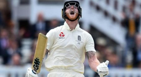 Ben Stokes among cricketers honoured in New Year list