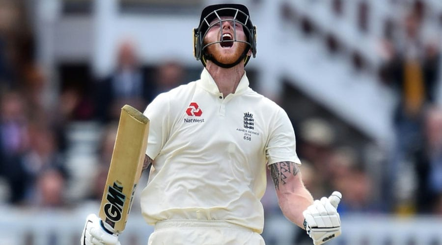 Ben Stokes missed the two-match Test series versus New Zealand. Source: Cricinfo