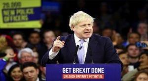 U.K. election: Boris Johnson wins huge majority