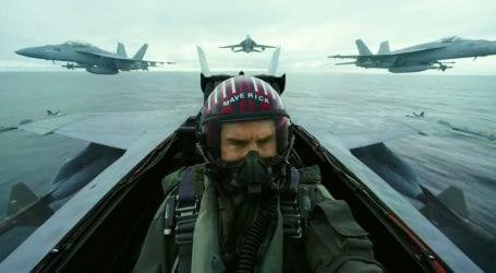 Tom Cruise is back in new 'Top Gun: Maverick' sequel trailer
