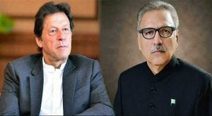APS Tragedy: President Alvi PM Khan expresses condolence