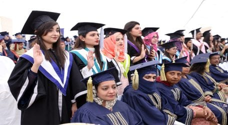 JSMU awards degrees to 535 graduates in annual convocation