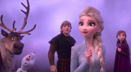 """Movie """"Frozen II"""" leads at box office by generating $85.2mn"""