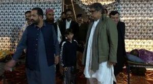 Ali Zaidi provides shelter and food in panahgah in Karachi