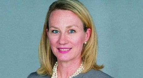 US diplomat to arrive in Pakistan on Jan 19