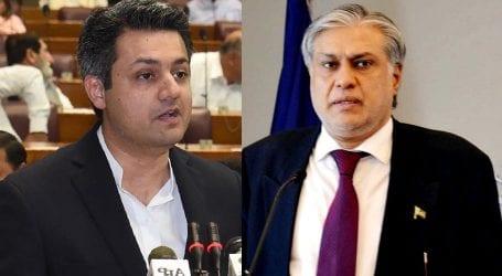 Ishaq Dar doesn't know difference between debts: Hammad Azhar