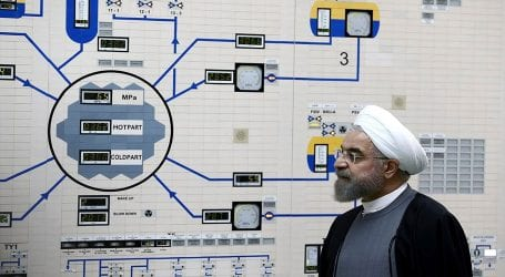 Iran says no point of return on nuclear deal 2015