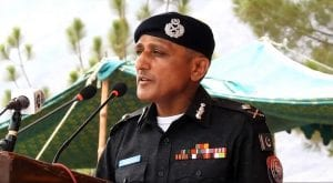 Govt appoints Sanaullah Abbasi as new chief of KPK police