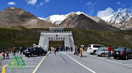 GB traders demands reopening of Pak-China border