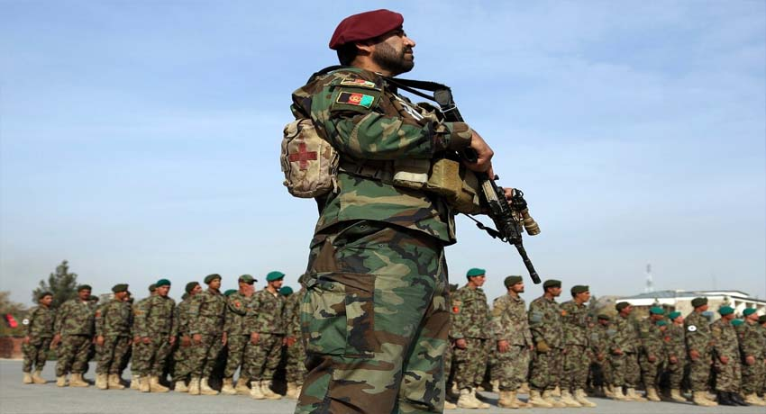 Afghan military launch air, ground strikes on Taliban, killed 51