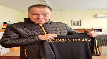 German ambassador to Pakistan supports Peshawar Zalmi