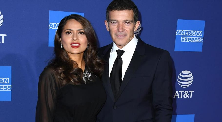 Salma Hayek sends sweet message to Antonio over Oscar award