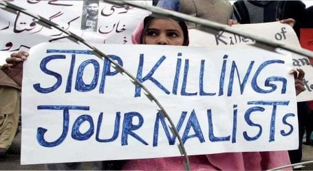 Journalists seek justice for cameraman who died of heart failure