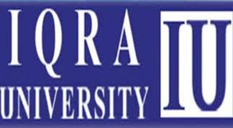 Iqra University launches fully-funded PhD scholarship program