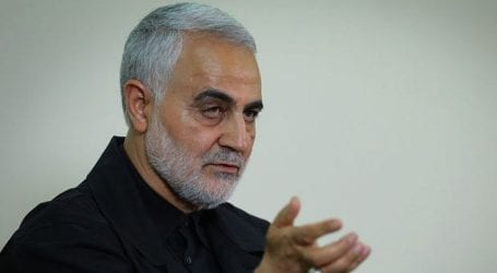 The end of a powerful Iranian General or start of new war?