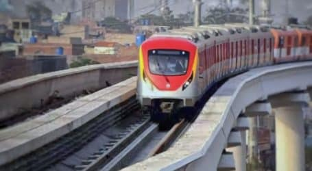 Orange Line Metro Train services to begin working from March