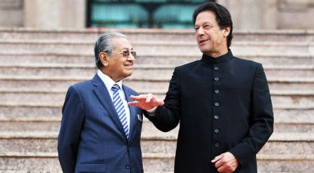 PM thanks Malaysia's Mahathir for speaking in support of Kashmir