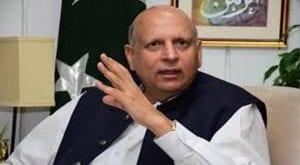 Punjab Governor Chaudhry Muhammad Sarwar