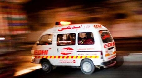 Van-Rickshaw collision: Two women killed in Gujranwala