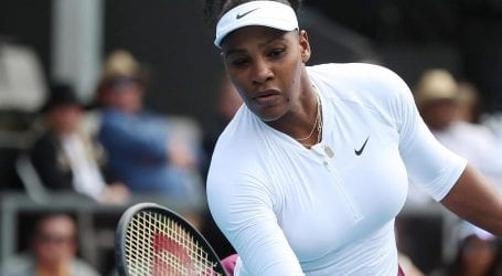 Serena 'worried' over Australian Open match due to lungs problem