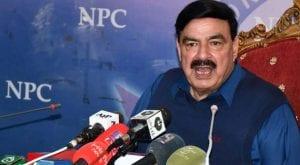 Pakistan will soon overcome coronavirus pandemic: Sheikh Rasheed
