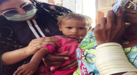 Tharparkar: hungry and thirsty