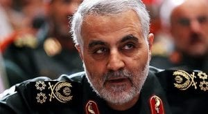 United States airstrike has killed an Iranian Major-General