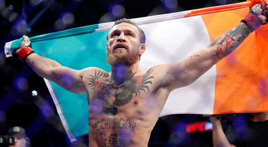 Conor McGregor returns to UFC, defeats Cerrone in 40 seconds