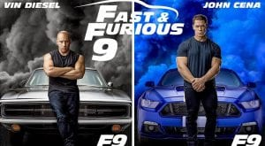 Fast and Furious 9 trailer to be release tomorrow